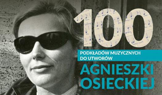 100 podkładów muzycznych do utworów Agnieszki Osieckiej - do pobrania