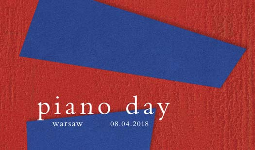 Piano Day Warsaw 2018