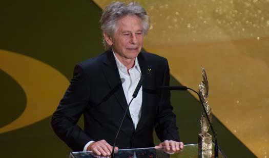 Roman Polański odebrał statuetkę za Najlepszy Polski Film 20-lecia