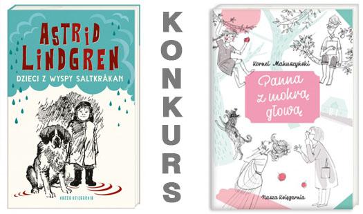 Nasza Księgarnia na Dzień Dziecka