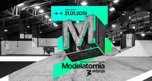 III edycja Konkursu na Projekt Teatralny Modelatornia