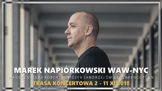 Marek Napiórkowski wprawdopodobnie ostatniej trasie