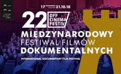 22. Międzynarodowy Festiwal Filmów Dokumentalnych OFF CINEMA