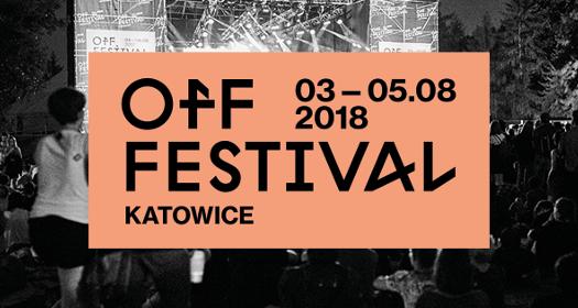 Off Festival Katowice 2018
