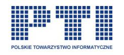 Biblioteka cyfrowa Polskiego Towarzystawa Informatycznego