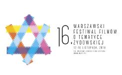 16. Warszawski Festiwal Filmów oTematyce Żydowskiej