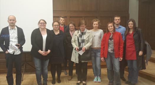 Warsztaty zarchitektami na Politechnice Gdańskiej