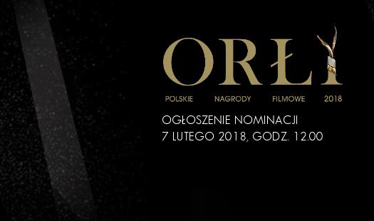 Ogłoszenie nominacji do Orłów 2018