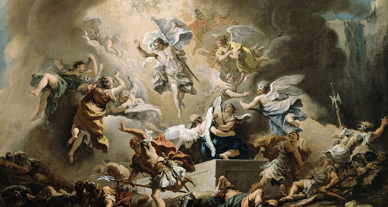 Ks. Andrzej Luter: Radość Krzyża