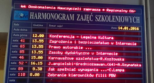 Konferencja iwarszaty Legalnej Kultury wKatowicach