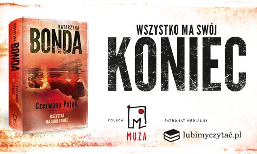 Katarzyna Bonda - Czerwony Pająk