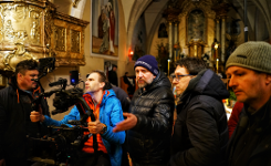Borys Lankosz poprowadzi grupę scenariuszową na Plenerach Film Spring Open