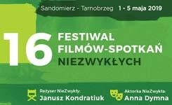 16. Festiwal Filmów-Spotkań NieZwykłych