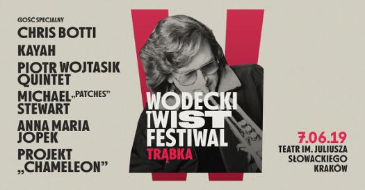 Wodecki, trąbka ijazz. Wodecki Twist Festiwal
