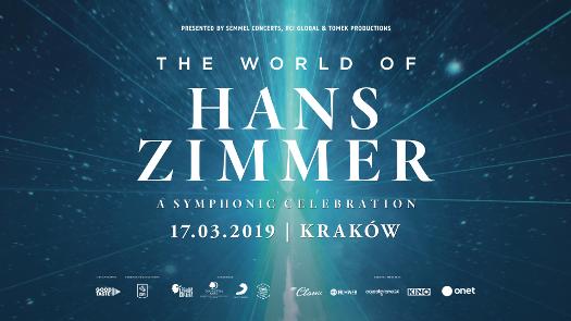 Świat Hansa Zimmera wKrakowie