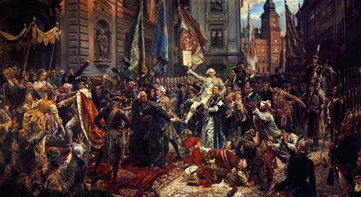 Konstytucja 3 maja. Symbol oświeconego patriotyzmu