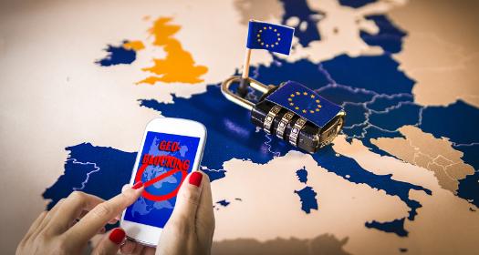 Zimno, cieplej, gorąco, czyli opodejściu organów unijnych do geoblokingu