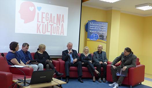 Ucz (się) legalnie! - konferencja wRadomiu