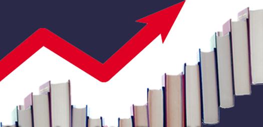 Medialna popularność wydawnictw literackich - raport IMM
