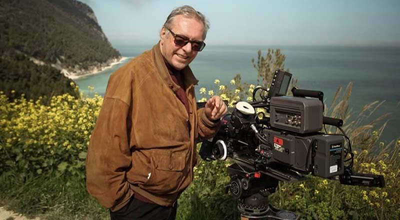 Krzysztof Zanussi. Jestem reżyserem osieroconym