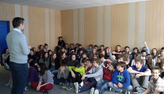 Warsztaty dla gimnazjalistów wWarszawie
