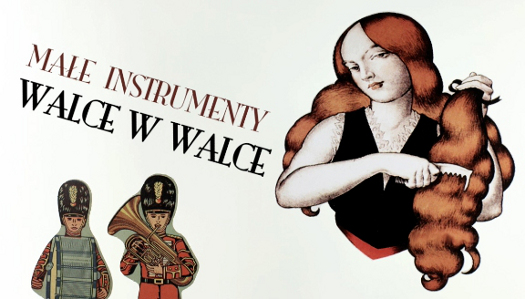 Małe Instrumenty - Walce wWalce