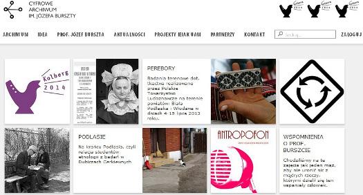 Poznańscy etnolodzy udostępnili swoje archiwa winternecie