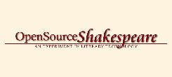 Open Source Shakespeare